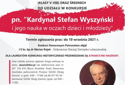 ŚZŻAK Okręg Zamość – Zaproszenie do udziału w konkursach dla dzieci i młodzieży z terenu Zamojszczyzny