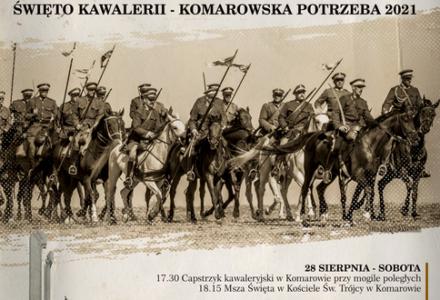 ŚZŻAK Okręg Zamość: Konferencja prasowa na temat organizacji 101. rocznicy bitwy pod Komarowem – Święto Kawalerii Polskiej – Komarowska Potrzeba 2021
