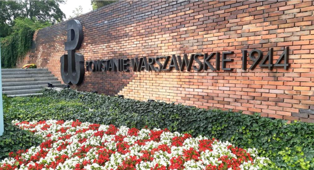 77. rocznica wybuchu Powstania Warszawskiego