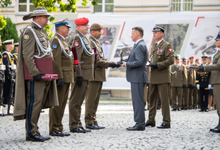 2 Lubelska Brygada Obrony Terytorialnej wyróżniona