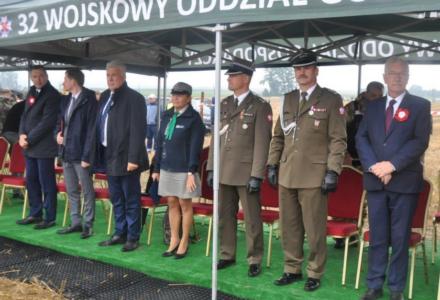 Uroczyste obchody 101. rocznicy bitwy pod Komarowem