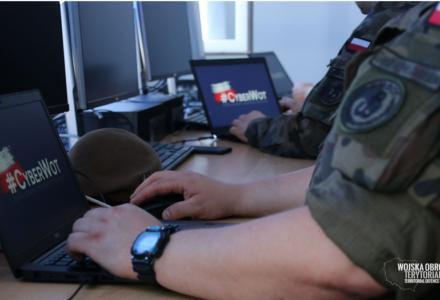 Parasol cyberbezpieczeństwa terytorialsów dla lokalnych urzędów