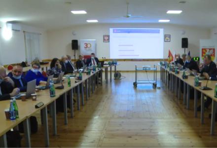 XXXVI sesja Rady Gminy Zamość. Czy w Gminie Zamość dokonano falandyzacji ustawy o funduszu sołeckim ? [ V I D E O ]